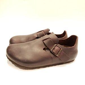 Birkenstock London Oiled Leather